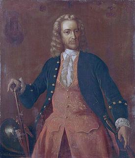 Jacob Mossel Dutch colonial governor