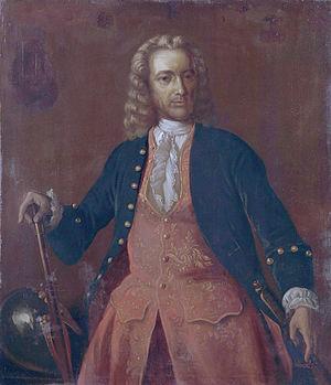 Jacob Mossel - Image: Jacob Mossel 1704 1761