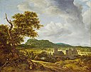 Jacob van Ruisdael (1628-1629-1682) - Landscape with a Village - P156 - The Wallace Collection.jpg