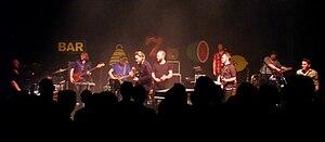 English: Jaga Jazzist at Kampnagel, Hamburg (&...