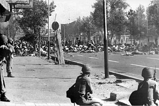 September 8, 1978, shooting of protesters in Tehran, Iran