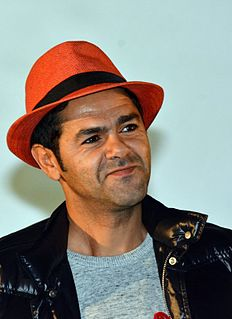 Jamel Debbouze French-Moroccan actor, comedian and director