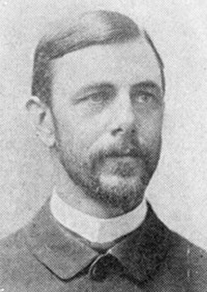 James Cantine - Dr. James Cantine (1861–1940), missionary and co-founder of the Arabian Mission of the Reformed Church in America