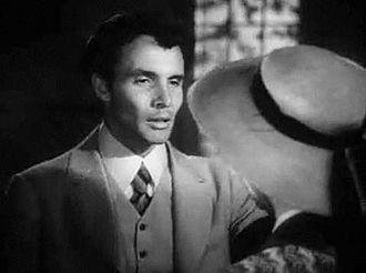 James Mitchell (actor) - James Mitchell in Stars in My Crown (1950)