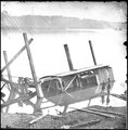James River, Va. Butler's dredge-boat, sunk by a Confederate shell on Thanksgiving Day, 1864 LOC cwpb.01924.tif