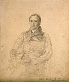 James Young. Pencil drawing, 1826 (?). Wellcome V0006397.jpg