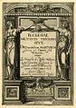 Jan van Haelbeck - Ecclesiae Militantis Triumphi - Title Page.jpg