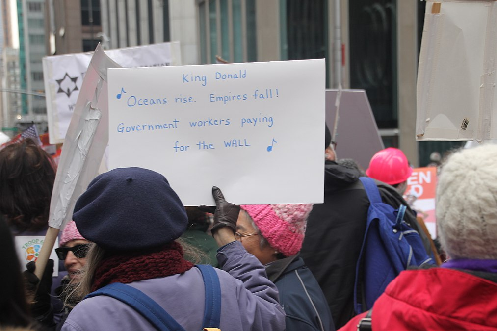 January 2019 Women's Alliance march in NYC (46806324751).jpg