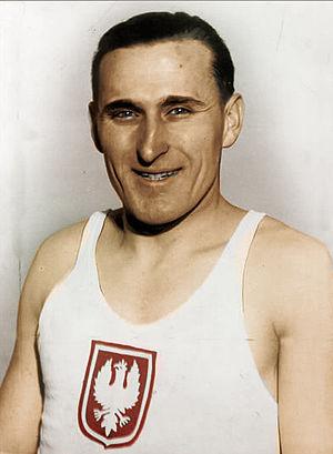 Janusz Kusociński - Image: Janusz Kusociński