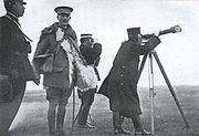 Sir Ian Hamilton during the Russo-Japanese War