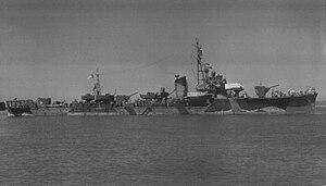 W-19-class minesweeper - Image: Japanese minesweeper MSC21