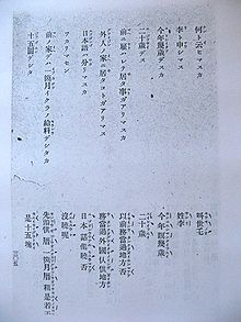 Fuzhou dialect - Wikipedia