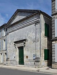 Jarnac 16 Façade Temple 2014.JPG
