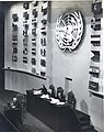 Jawaharlal Nehru at the UN General Assembly, New York, 1948.jpg