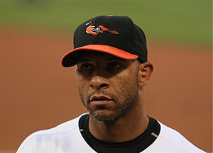Jay Payton - Payton with the Baltimore Orioles