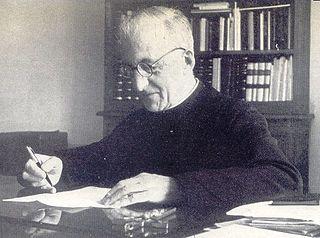 Jean-Baptiste Janssens Jesuit Superior General