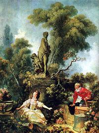 Rococo Simple English Wikipedia The Free Encyclopedia - Rococo painting
