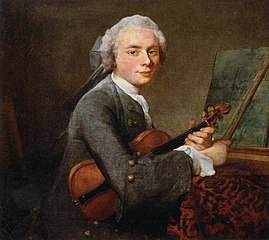 The Youth with a Violin