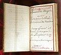 Jean françois demayran, amusement d'esprit..., opera presentata a madame la marchesa de pompadour, parigi 1760-61 (ashburnham, appendix 1877).jpg