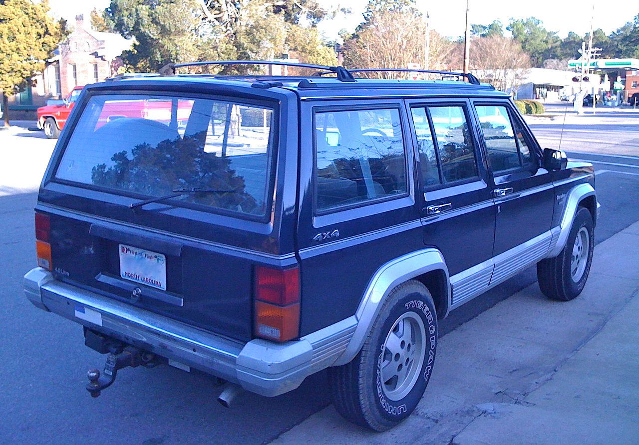 Jeep Cherokee Used Cars Uk