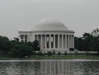 John Russell Pope - The Jefferson Memorial, built 1939–43