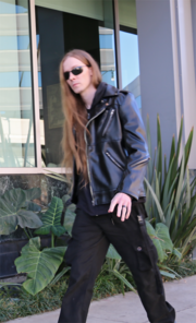 Jered Threatin in Beverly Hills