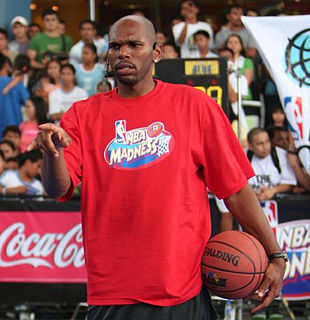 Jerry Stackhouse American basketball player