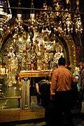 Jerusalem Holy Sepulchre BW 10.JPG