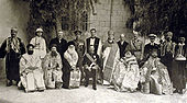 Leder for kirkene og administrasjonen i Jerusalem