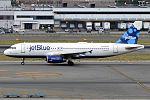 JetBlue Airways, N566JB, Airbus A320-232 (19993334538).jpg