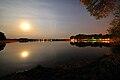 Jezioro Probarskie, Mazurski Księżyc (6122893574).jpg