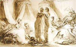 Bistre - Image: Jhfragonard 2