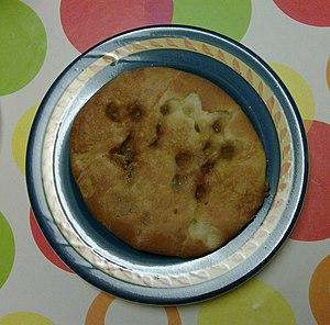 Sugar pie - Sugar pie from northern France