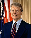 "President James Earl ""Jimmy"" Carter."