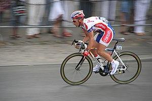 Jimmy Casper - Casper at the 2006 Tour de France.