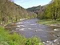 Jizera u přítoku Kamenice, kanoe park - panoramio.jpg