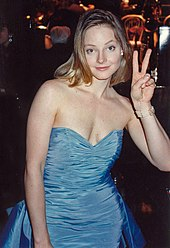 Foster at the Governor's Ball after winning an Academy Award for The Accused (1988). Her performance as a rape survivor marked her breakthrough into adult ...