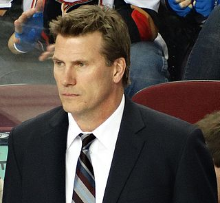 Joel Otto American ice hockey player (born 1961)