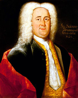 Johann Salomo Brunquell