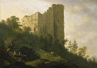 Umgebung der Ruine Habsburg