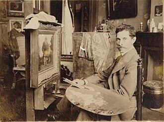 Johannes Evert Hendrik Akkeringa - Johannes Evert Akkeringa (ca. 1890)