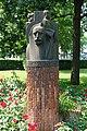 Johannes Messchaert sculptuur van rechts, Hoorn.JPG