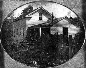 John Harrington Stevens House - Image: John H Stevens House 1855