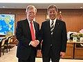 John Bolton and Japanese DM Iwaya.jpg