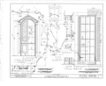 John Campbell Residence, Mount Carmel Road, Mount Carmel, Clermont County, OH HABS OHIO,31- ,1- (sheet 5 of 7).png