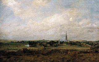 Vue de Salisbury