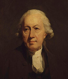 Portrait, oil on canvas, of John Home (1722–1808) by Sir Henry Raeburn (1756–1823), circa 1795–1800
