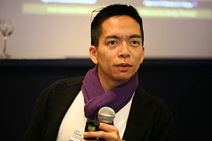 John Maeda at World Economic Forum at Davos