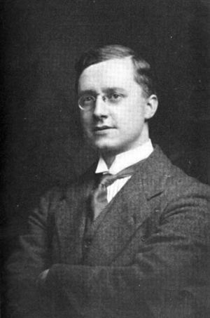 John Ramsbottom (mycologist) - John Ramsbottom c.1923