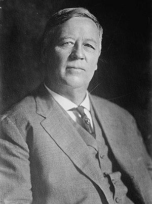 John G. Sargent - Image: John Sargent, Bain bw photo portrait